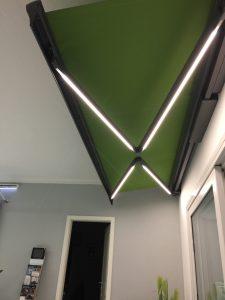 Hella Viva elektrisch bedienbar Variomatic LED Beleuchtung
