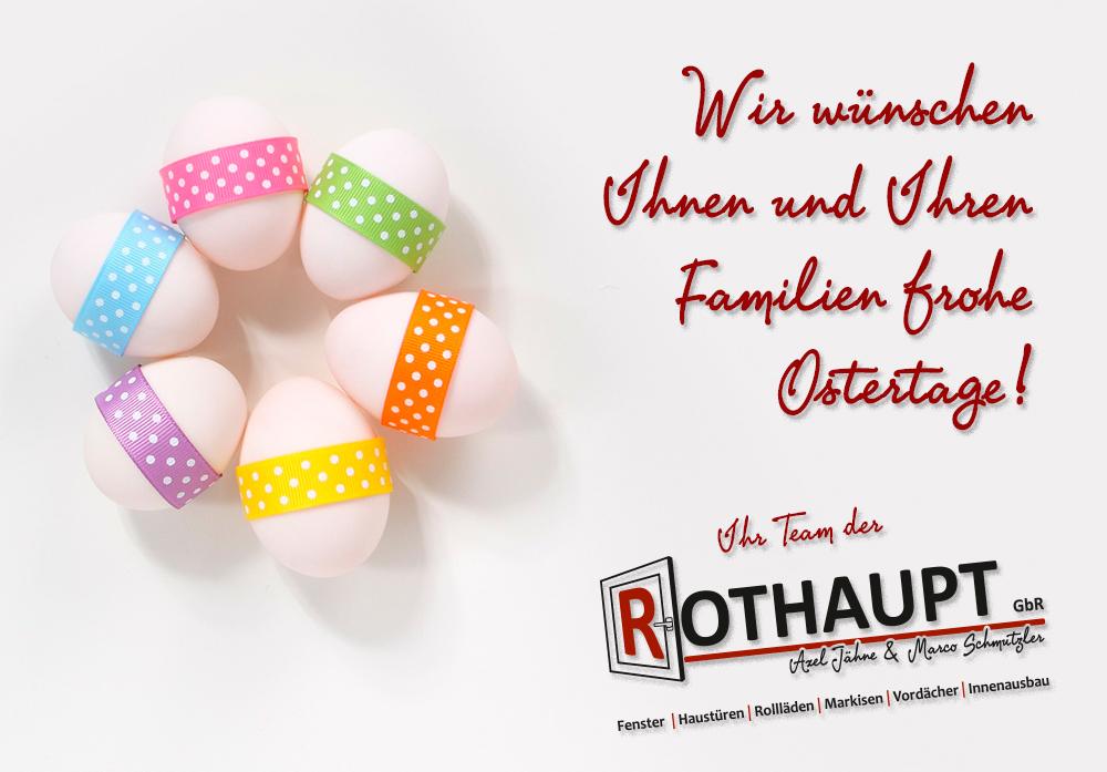 Ostern Rothaupt Wolfenbüttel